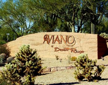 Photo of Homes for Sale in Aviano at Desert Ridge